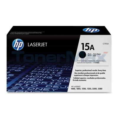 HP LASERJET 1200 TONER BLACK 2.5K